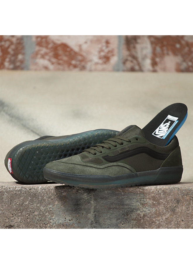 Vans Ave Pro Men's Skate Shoes - Rainy Day/Forest