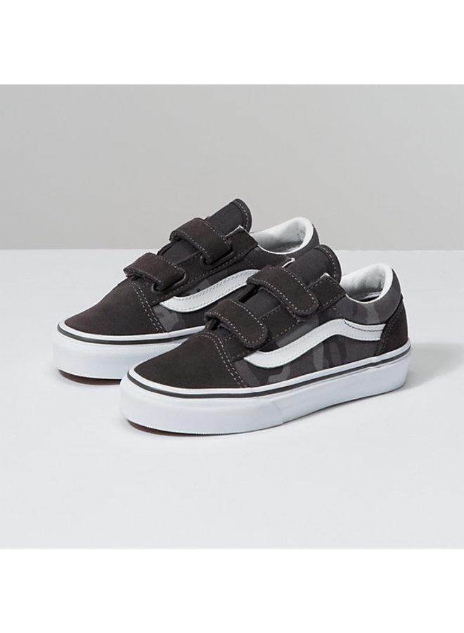 Vans Kids Old Skool V Shoes - Tonal Camo