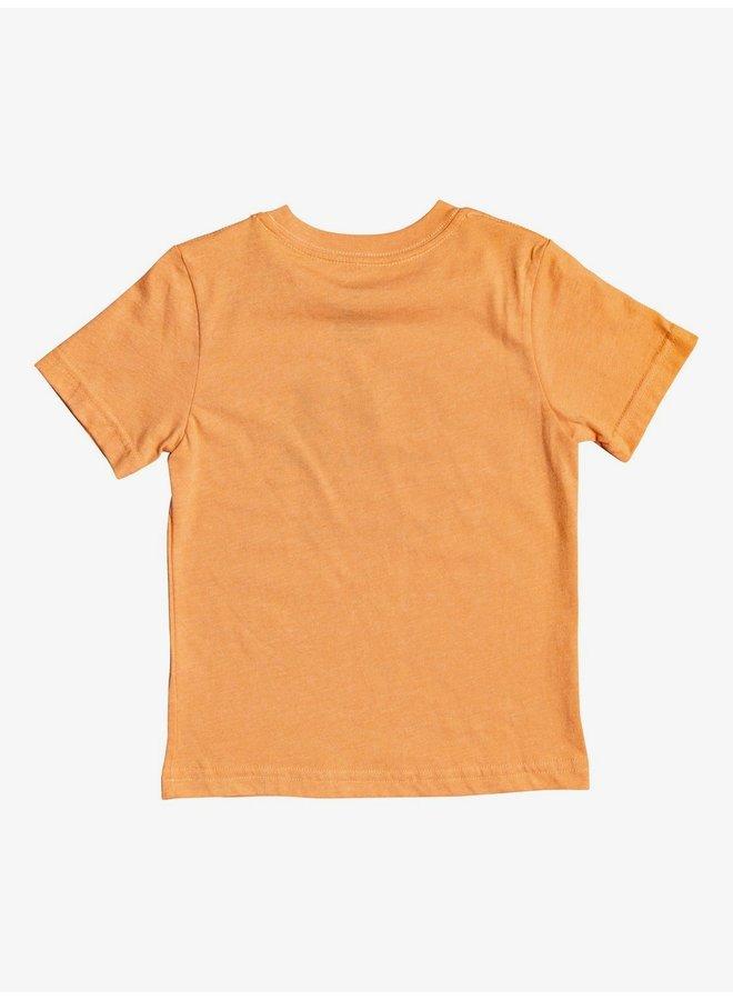 Boy's 2-7 Drift Away T-Shirt - Nectarine