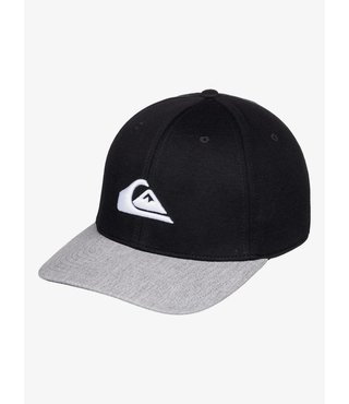 Boy's 8-16 Pinpoint Snapback Cap - Black