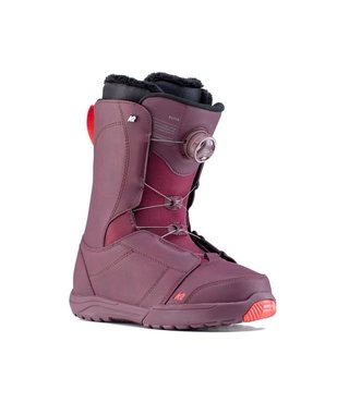 K2 Haven Women's Snowboard Boots - Burgundy