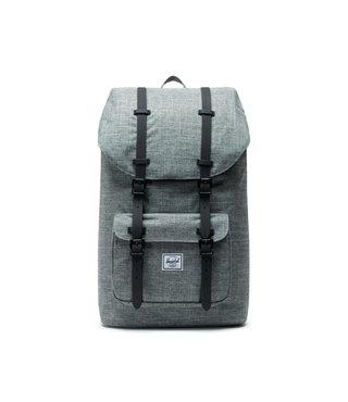 Herschel Little America Backpack - Raven Crosshatch/Black