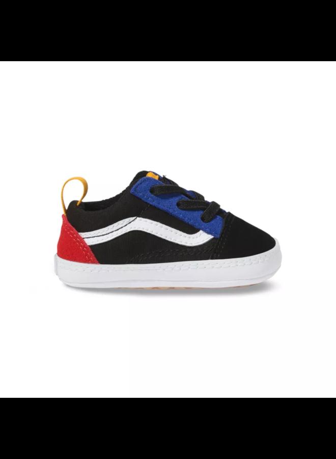 Vans Infant Old Skool V Shoes - Color Block