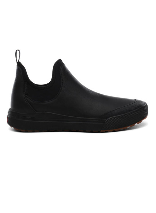 Vans UltraRange 3D Chelsea Mid Slip On's - Leather/Blk
