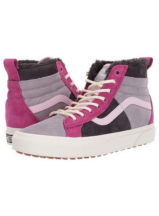 Vans Sk8-Hi MTE Shoes - Lilac/Grey