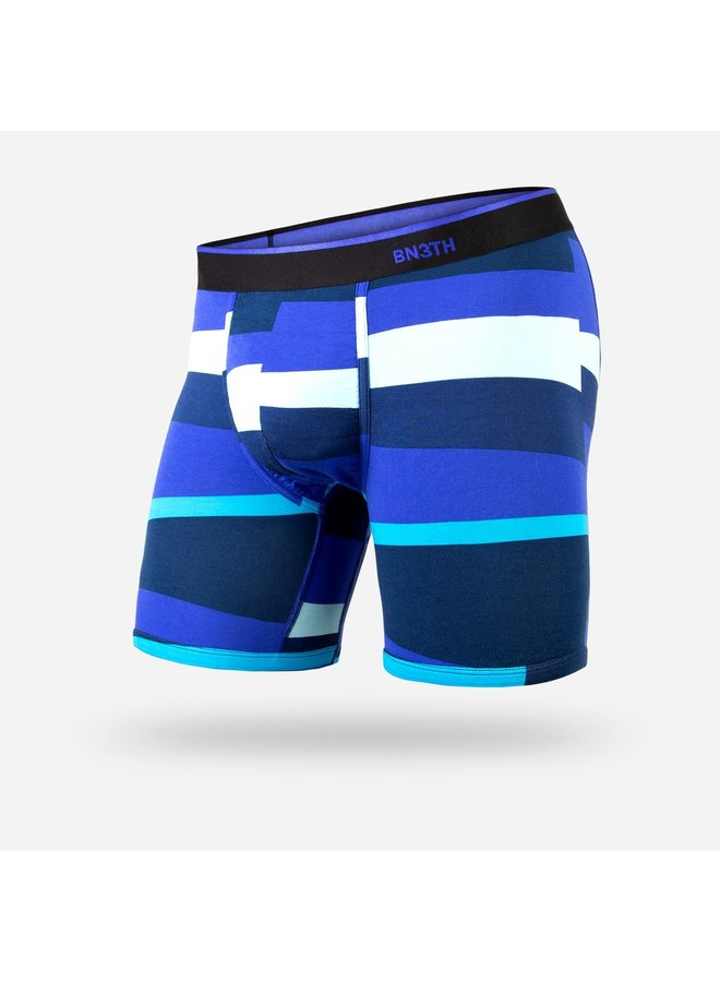 BN3TH Classic Boxer Brief - Funky Stripe Blue