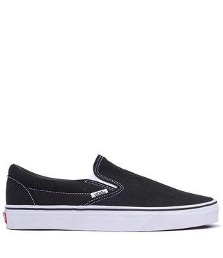 Classic Slip On Shoes - Black