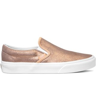 Classic Slip On Shoes - Rose Gold