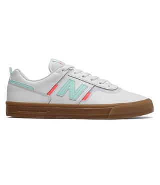 Numeric Shoes 306 - White/Gum