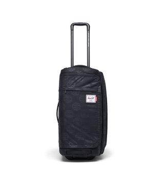 Herschel x Independent Wheelie Outfitter Luggage 120L - MC Black