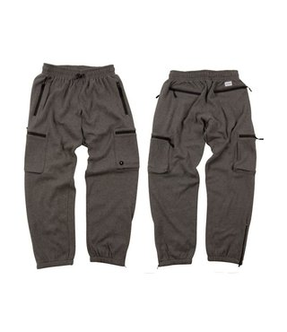 RDS Sweatpant Specialized Cargo - Dk.Ath.Hthr/Blk