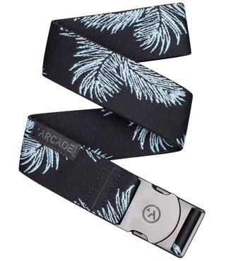 Arcade Ranger Belt - Blue/Palms