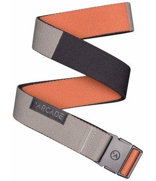 Arcade Ranger Slim Belt - Copper/Color Block