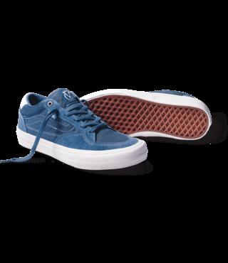 Rowan Pro Skate Shoes - Mirage Blue White