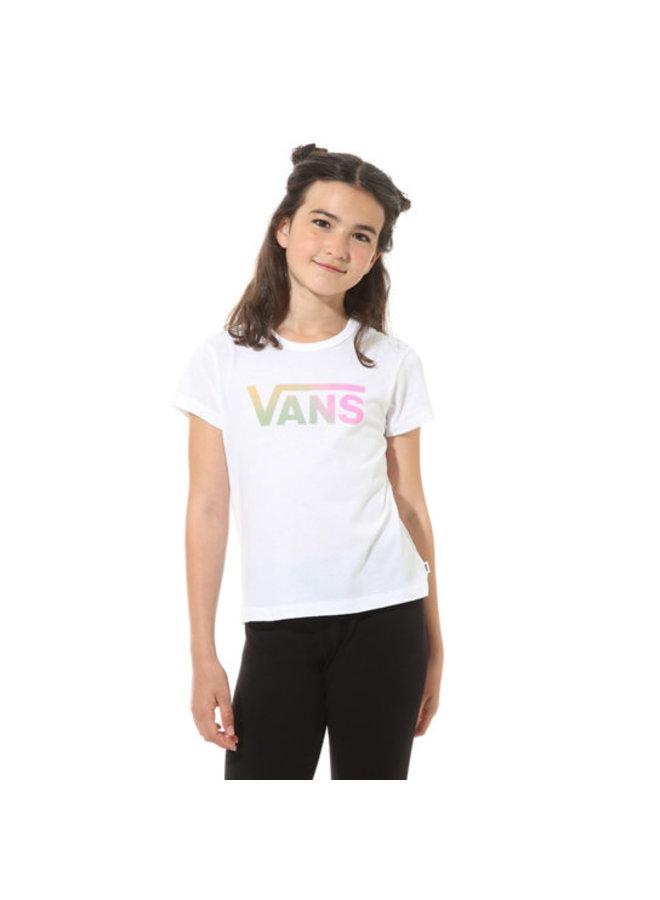 Girls Aura Baby T-Shirt - White