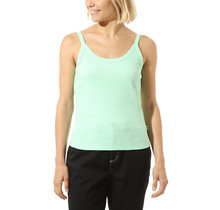 Session Up Tank Top - Green Ash