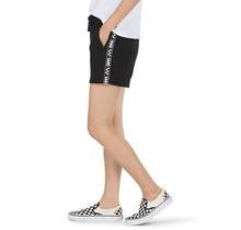 Brand Striper Short - Black