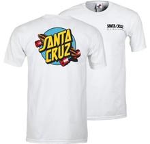 Santa Cruz Summer 76 T-Shirt - White