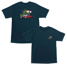 Santa Cruz Slashed T-Shirt - Harbor Blue