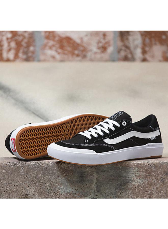 Berle Pro Skate Shoes - Blk/Wht