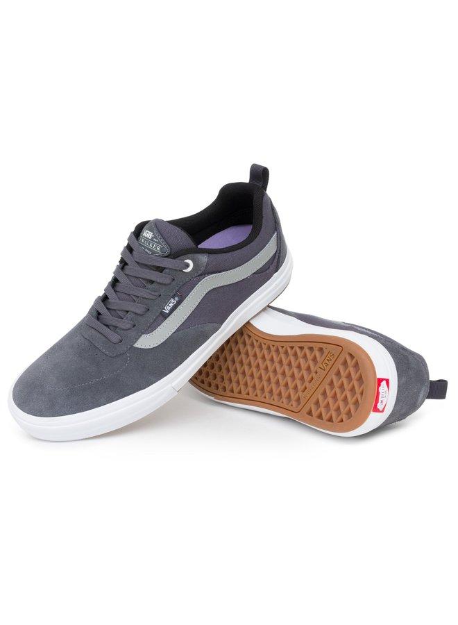 Kyle Walker Pro Skate Shoes - Peri/Wht