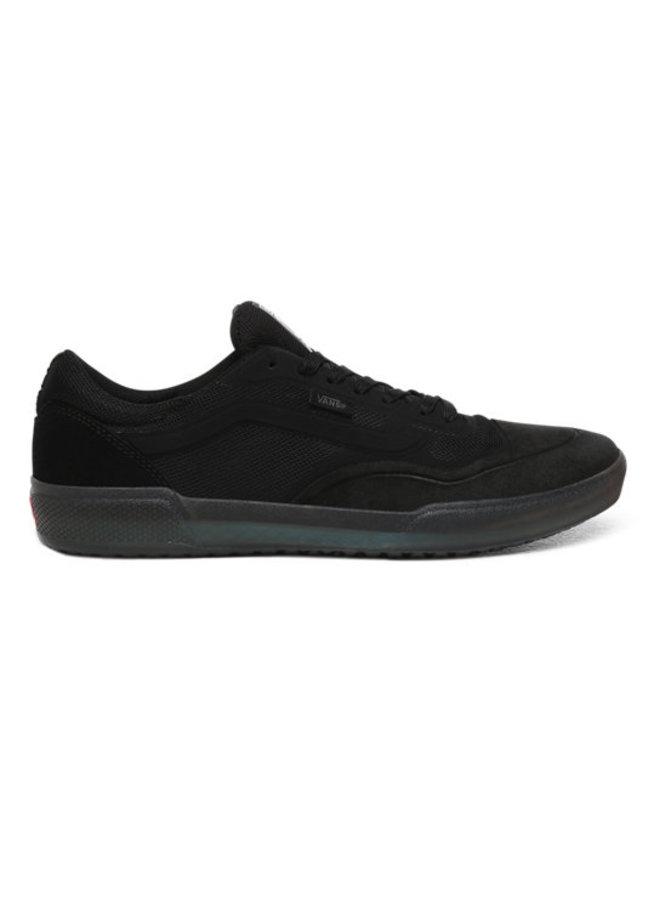 Ave Pro Skate Shoes - Black/Smoke