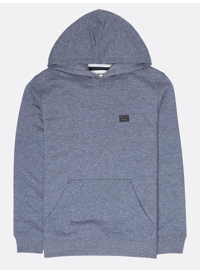 Boys' All Day Pullover Hoodie - Navy