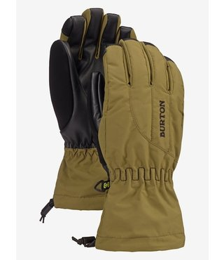 Women's Burton Profile Glove - Olive