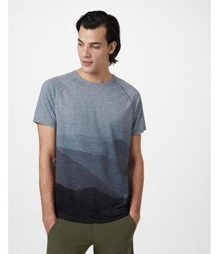 Men's Destination T-Shirt - Grey Mountain