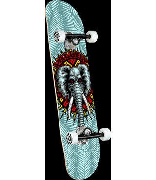 "8.25"" Vallely Elephant Blue Complete Skateboard"