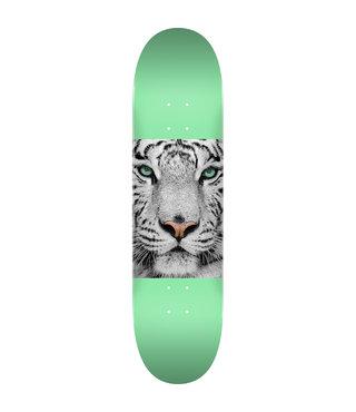 "8.25"" Chevron Tiger Eyes Skateboard Deck"