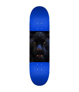 "8.25"" Chevron Panther Eyes Skateboard Deck"