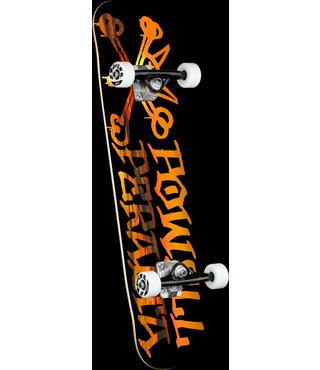"7.5"" Vato Rat Sunset Black Complete Skateboard"
