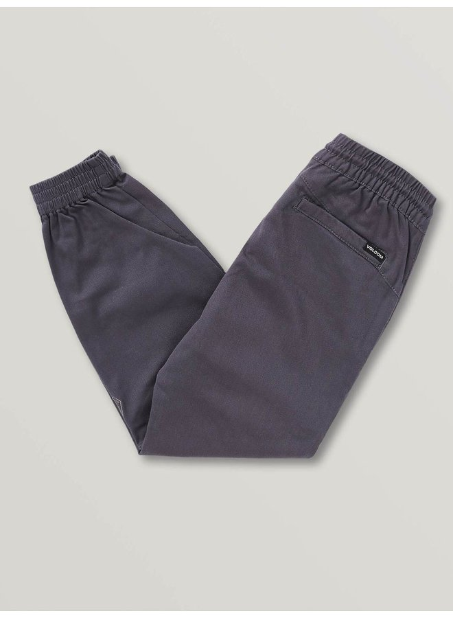 Boys Frickin Slim Jogger Pants - Charcoal