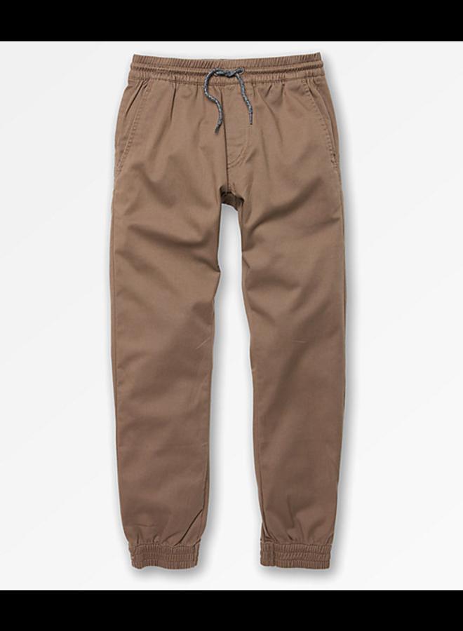 Boys Frickin Slim Jogger Pants - Mushroom