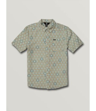 Boys Sun Medallion Short Sleeve T - Resin