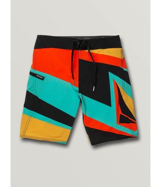 Boys Ransacked Mod-Tech Trunks - Blk