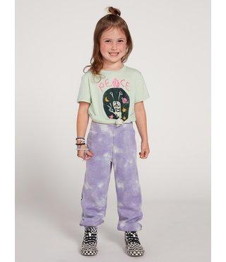 Little Girls Vol Stone Fleece Pant - Multi
