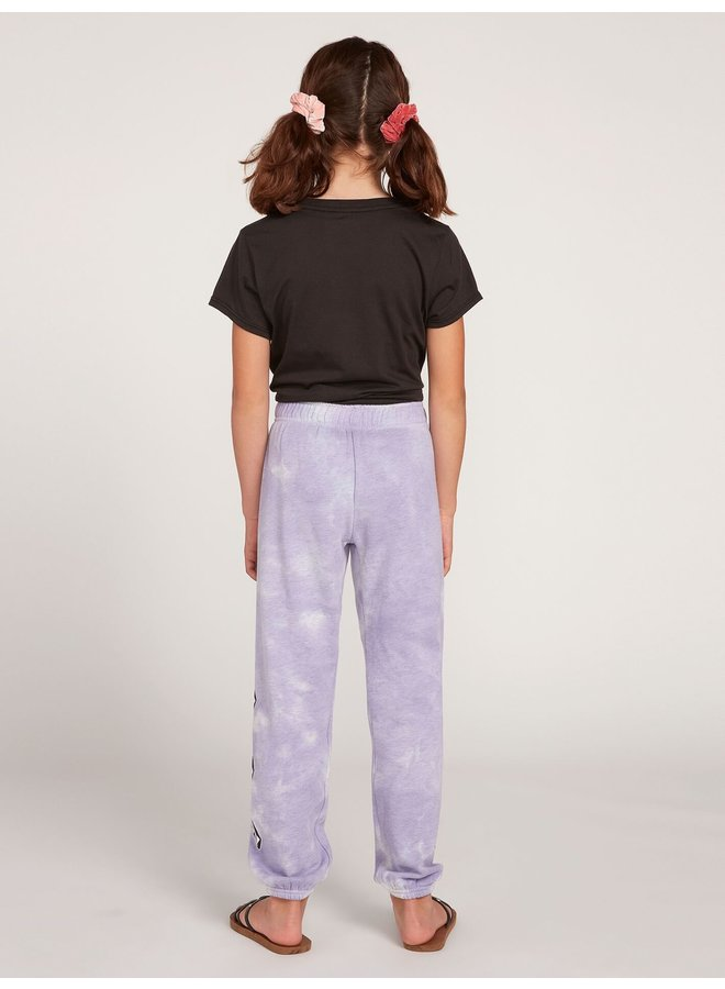 Big Girls Vol Stone Fleece Pant - Multi