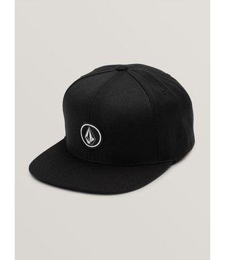 Quarter Twill Hat - Black