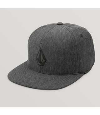 Stone Tech 110 Hat - Charcoal Heather