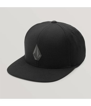 Stone Tech 110 Hat - Black