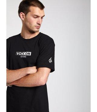For Never Short Sleeve Tee - Black