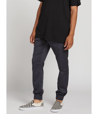 Frickin Slim Jogger Pants - Charcoal