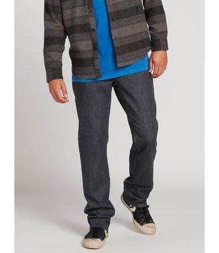 Solver Modern Fit Jeans - Dark Grey