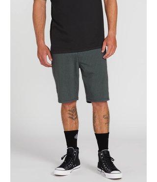 Frickin Surf N' Turf Mix Hybrid Shorts - Charcoal