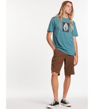 Surf N' Turf Dry Cargo Hybrid Shorts - Brown