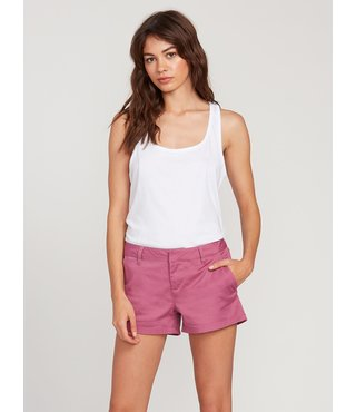 Frochickie Shorts - Mauve Rose
