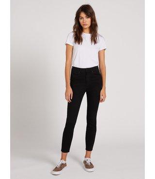 Liberator High Rise Jeans - Premium Black