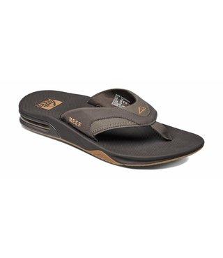 Fanning Sandals - Brown/Gum